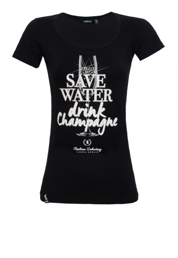 Drink Champagne - Shirt Girl