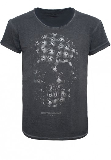 Death's Head Rivets Shirt