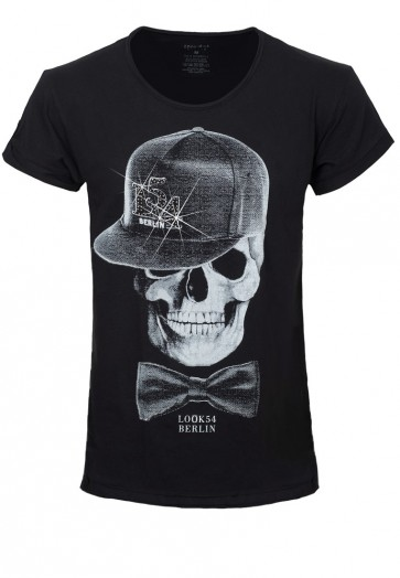 Cap Skull - Newschool Vintage Shirt