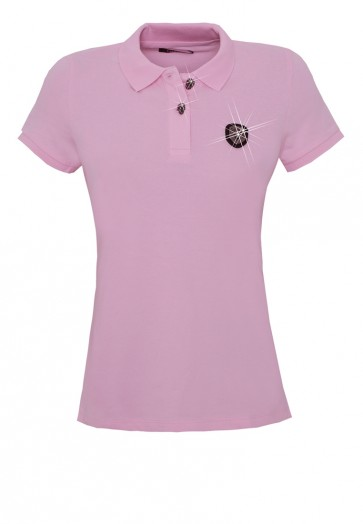 Death's Head Candy Polo - Girl