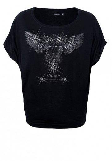 look54-stars-come-out-at-night-swarovski-batwing-shirt