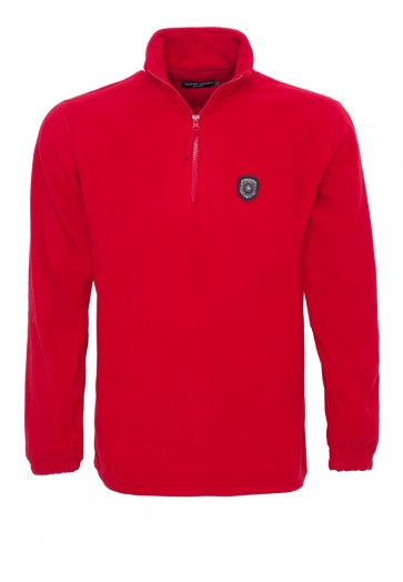 Fairway Heroes Fleece Pulli rot