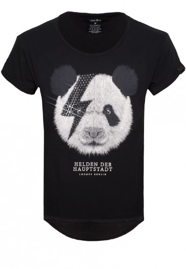 Lightning Panda - Newschool Vintage Shirt
