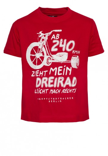 Dreirad Kids Shirt