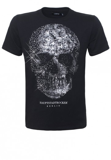 HAUPTSTADTROCKER Death's Head T-Shirt