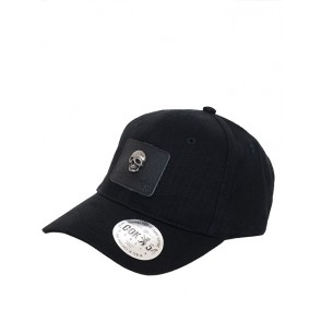 Skull Patch Base Cap