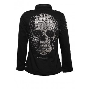 Death's Head Ltd. Edition Army Jacke (inkl. Tasche)