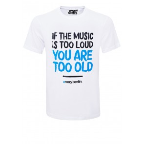 If the music is too loud - Basic T-Shirt