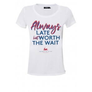 Worth the wait - Shirt