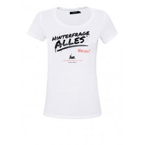 Hinterfrage alles -Shirt
