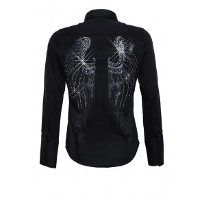 ROCK WINGS Bluse - Limited Edition