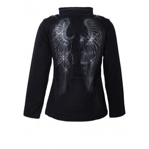HAUPTSTADTROCKER ROCK WINGS Army JAcke