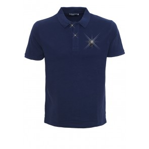 Fairway Heroes Herrenpolo navyblau