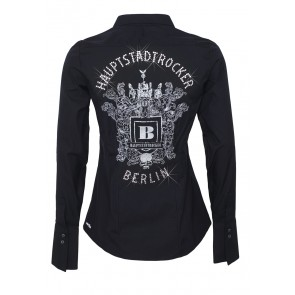 HAUPTSTADTROCKER The Crest Blouse