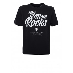 My Mom Rocks - Kids-Shirt
