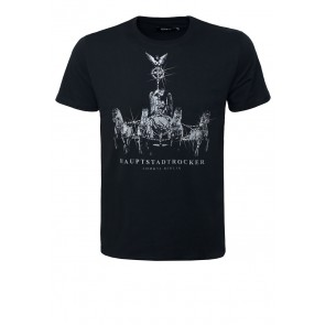 HAUPTSTADTROCKER The Quadriga Shirt