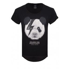Lightning Panda Long-Shirt