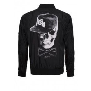 Cap Skull Light Bomber