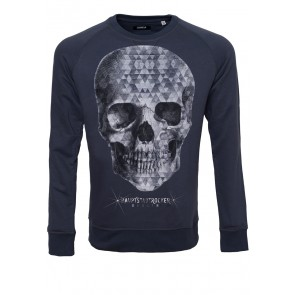 Triangle Death's Head Sweater - Guy