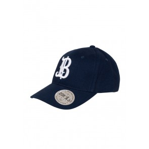 Berlinicious Big B Snapback Base Cap NAVY