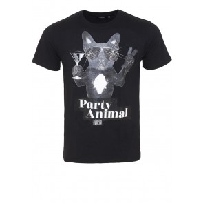 Party Animal Berlin French Bulldog T-Shirt