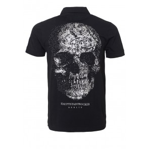 HAUPTSTADTROCKER Death's Head Polo