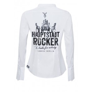 HAUPTSTADTROCKER The Quadriga Blouse