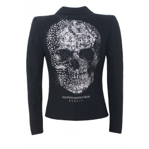 HAUPTSTADTROCKER Death's Head Blazer