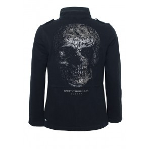 Death's Head Army Jacke