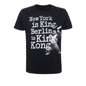 LOOK54 Brand Fetish Berlin is King Kong T-Shirt