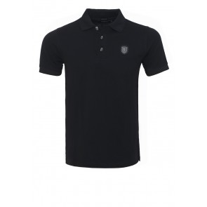HAUPTSTADTROCKER Death's Head Poloshirt