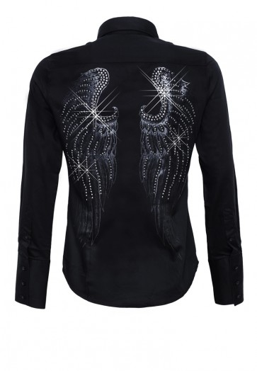 ROCK WINGS Blouse - Limited Edition