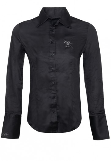 Death's Head Limited Blouse
