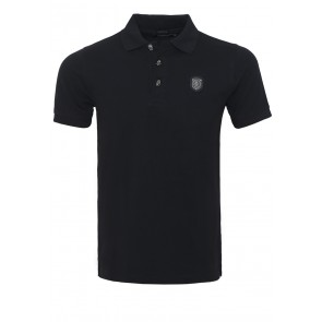 Death's Head Patch Polo