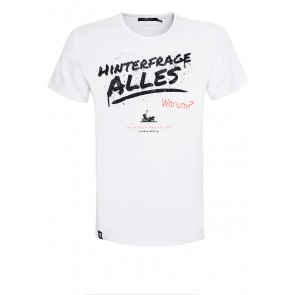 Hinterfrage alles T-Shirt