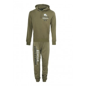 In Rock we Trust - Lounge Suit olive