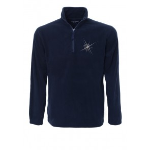 Fairway Heroes Fleece Pulli navyblau