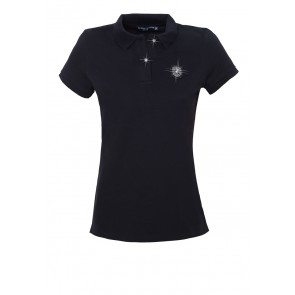 Fairway Heroes - Black Polo
