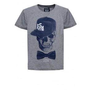 Cap Skull Kids-Shirt